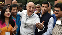 NDTV Reporter Allegedly Heckled, Called A Prostitute At Anupam Kher's Tolerance