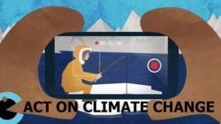 Des films pour vous faire voir le changement climatique