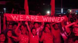 Birmanie: victoire écrasante en vue pour Aung San Suu Kyi