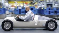 乗ってみたい 3Dプリンターで造られた、アウディのアウトウニオン小型レプリカ
