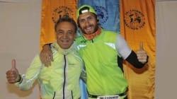 Corrono in giro per il mondo: la storia di due amici e maratoneti