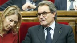DIRECTO: El Parlament aprueba la declaración independentista de JxS y la