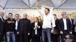Berlusconi ospite di Salvini. La piazza di Bologna dimostra chi ha tradito