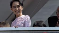 アウンサンスーチーさんの勝利と、日本に逃れたビルマ難民の若者たち