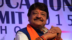 Kailah Vijayvargiya's 'Dog Remark' Is Another Instance Of Intolerance, Says