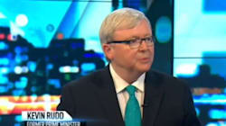Rudd Slams 'Serious Nut Jobs' And
