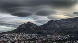 Ces nuages en forme d'ovni envahissent le ciel d'Afrique du