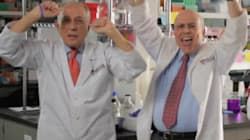 WATCH: McGill Scientists Show Off Their Dance Moves For Cancer