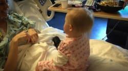 Interrompe le cure per il cancro per tornare a casa dalla figlia. Le toccanti