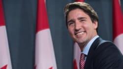 Trudeau fait la promotion de la