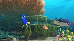 «Finding Dory»: Première bande-annonce de la suite de «Finding Nemo»