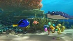 Dory, Nemo et Marin sont de retour dans une première