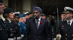 Defence Minister's Top Priority Is Ending Iraq, Syria