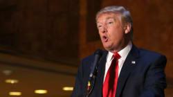 Trump Says He Has An Instinct For Sensing