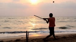 Beach Cricket: Howzat For An Olympic