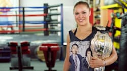 Exactly How Ronda Rousey Will Prepare For Sunday's