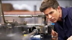 Relancer la machine industrielle au