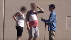 Aussies Shamefully Rip Off Blind Guy In Video Money