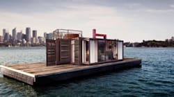 Australia's First Floating Hotel Has Made Its Way Into Sydney