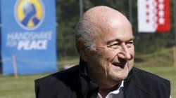Sepp Blatter hospitalisé jusqu'à