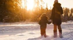 La minute positive: Habiller nos enfants pour l'hiver