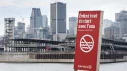 Montreal Starts Raw Sewage