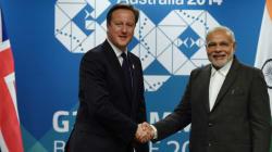 Prime Minister Narendra Modi Starts His UK Visit