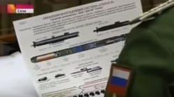 La Russie dévoile par erreur les plans d'une arme nucléaire