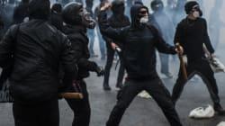 Dieci arresti tra Italia e Grecia per gli scontri a Milano prima