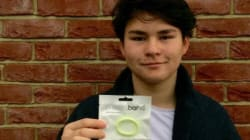 Meet Teen Entrepreneur Who's Invented Your Next Smartphone
