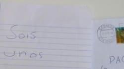 La nada cariñosa carta que ha recibido el partido animalista