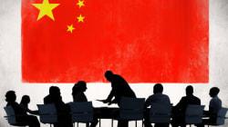 La Chine, en pleine