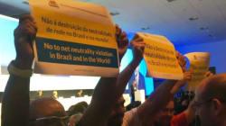 'A ONU censurou manifestação em fórum que discute justamente liberdade de