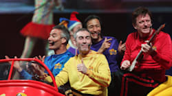 Get In Your Big Red Car. The Wiggles Are Coming Back (For Adults