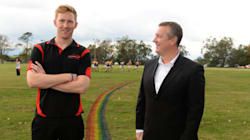 Trailblazing Gay Aussie Rules Player Calls For More Than 'Symbolic Gestures' To Address Homophobia In