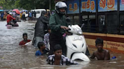 Around 40 People Dead Due To Incessant Rain In Tamil