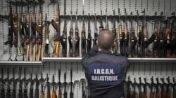 Saisies, victimes... les chiffres à connaître sur les armes à feu en