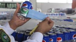 Cette tactique ingénieuse pour amener en Arabie saoudite de l'alcool a