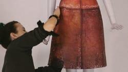 Cette femme crée des vêtements