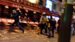 Scènes d'apocalypse à Paris