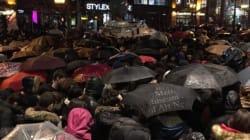 Attentats de Paris: rassemblement spontané à Montréal