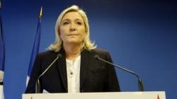 En plein deuil national, le FN déroule son programme