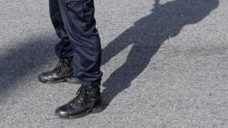 Attentats de Paris: charge policière à