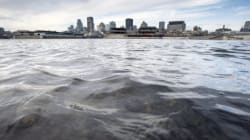 Montreal Sewage Dump Wraps Up Ahead Of