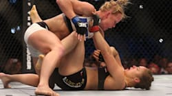 Did That Really Just Happen? Ronda Rousey Shockingly Beaten By Holly