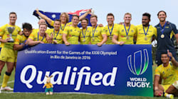 Next Stop Brazil As Aussie Sevens Men Join The Women At 2016