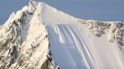うわあああ。500メートル落下したスキーヤー、奇跡的に生還する(動画)