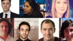 Les identités des premières victimes des attentats de Paris