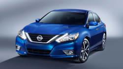Premier contact Nissan Altima 2016: effort de mi-parcours louable