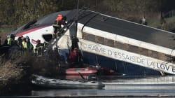 Le TGV en Alsace a déraillé à243 km/h aprè¨s un freinage